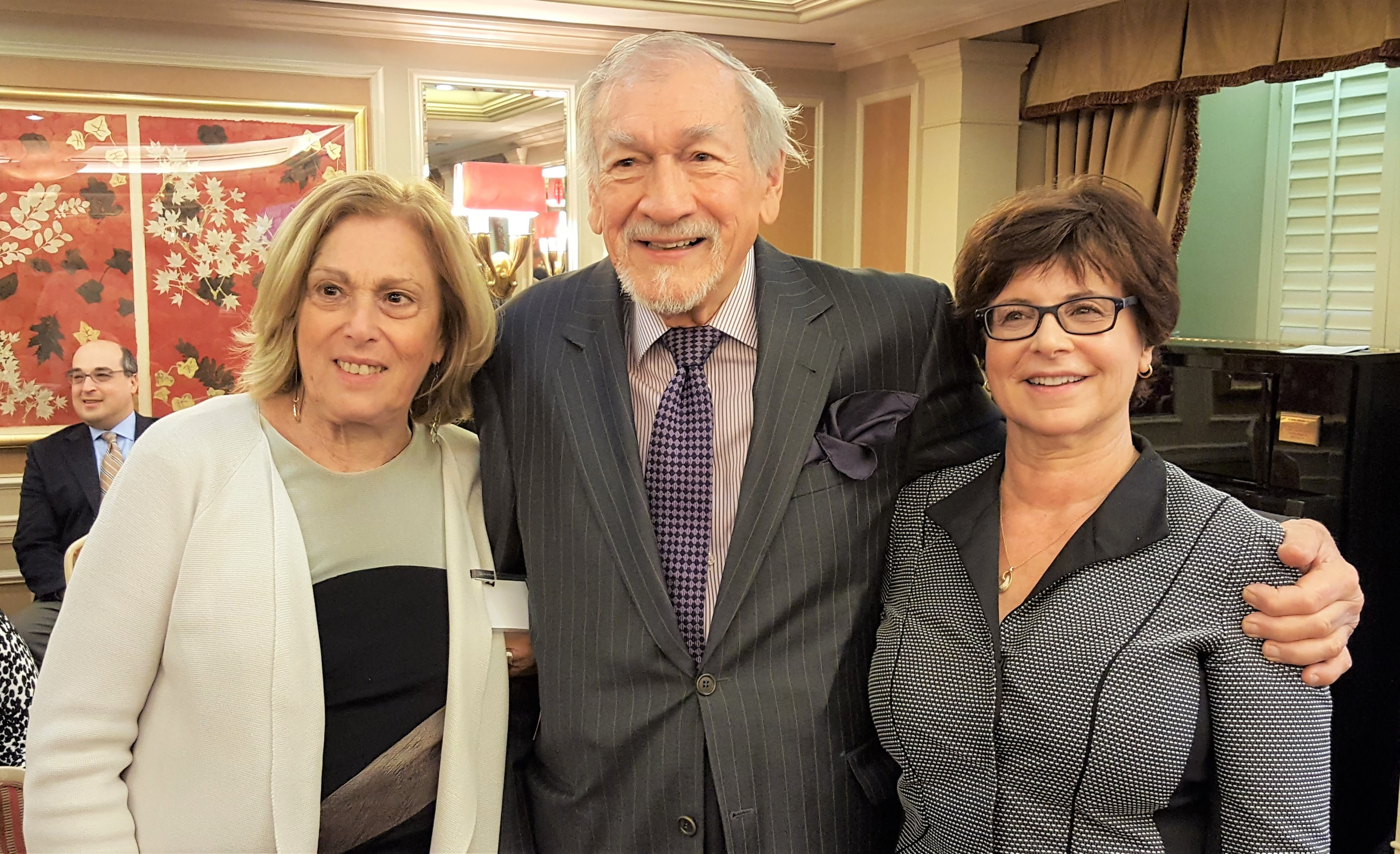 Former Impartial Members of the Board of Collective Bargaining - Carol A. Wittenberg (2002-2015), George Nicolau (1987-2015), Marlene A. Gold (2000-2014